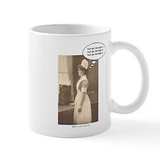 Get Thru Nursing School Mug