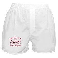Awesome Dental Hygienist Boxer Shorts