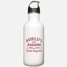 Awesome Dental Hygienist Water Bottle