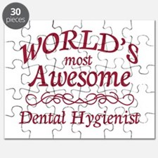 Awesome Dental Hygienist Puzzle