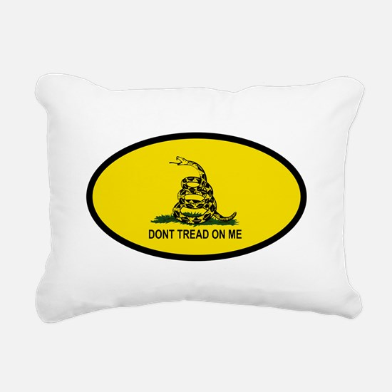 TREAD2.png Rectangular Canvas Pillow