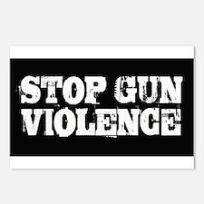 Stop Gun Violence Postcards (Package of 8)