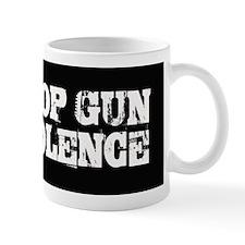 Stop Gun Violence Small Mug