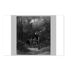 13.png Postcards (Package of 8)