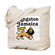 Kingston, Jamaica Tote Bag