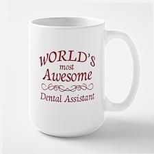 Awesome Dental Assistant Mug