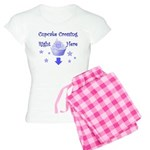 cupcake crossing Women's Light Pajamas