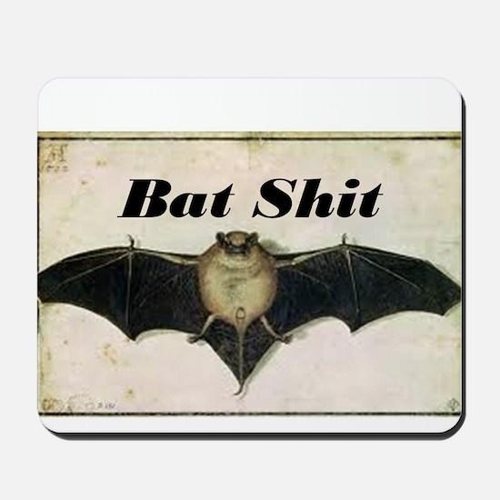 Bat Sh!t Mousepad
