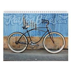 2013 Rat Rod Bikes Calendar