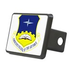 CCAF shield Rectangular Hitch Cover