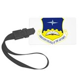 Community college of the air force Luggage Tags