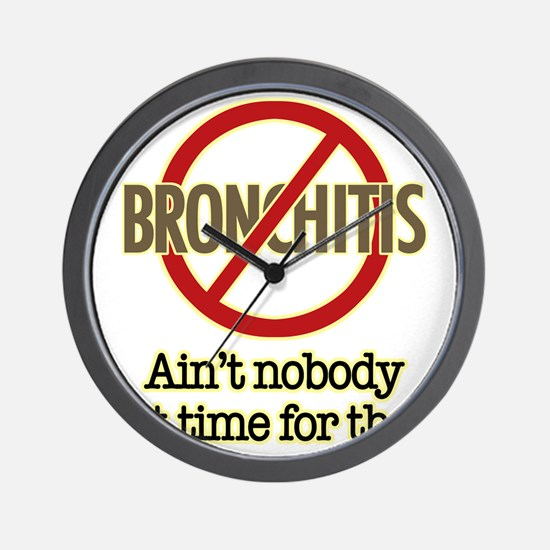 Cute Aint nobody got time for that Wall Clock