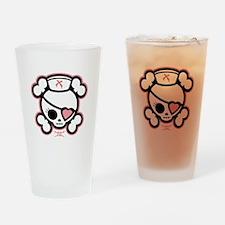 Molly TLC Drinking Glass