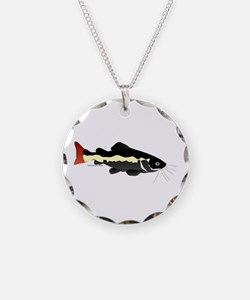 Redtailed Catfish (Audreys Amazon River) Necklace