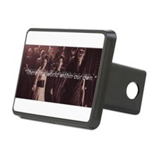 Shadowhunter Hitch Cover