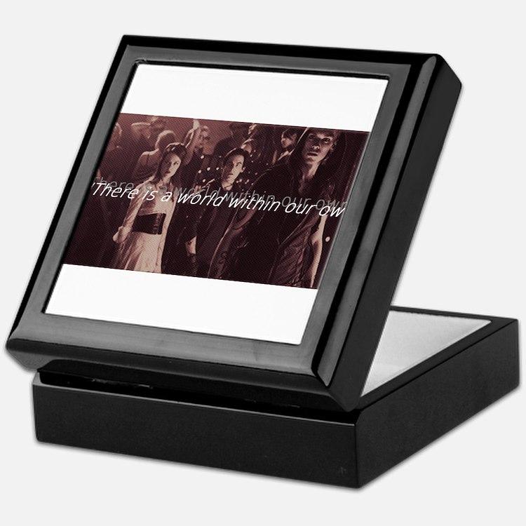 Shadowhunter Keepsake Box