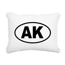 AK 1.png Rectangular Canvas Pillow