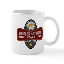 Tongass Nature Marquis Mug