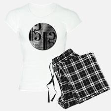AltoClefsilverround.png Pajamas