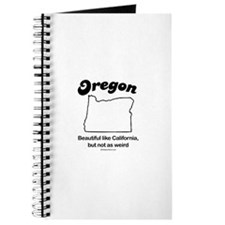 OREGON: Beautiful like California Journal