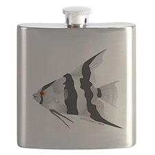 Angelfish (Amazon River) Flask