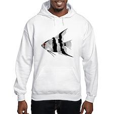 Angelfish (Amazon River) Hoodie Sweatshirt