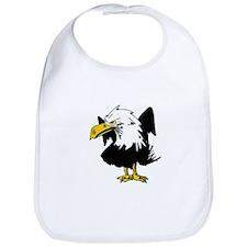 The Angry Eagle Bib