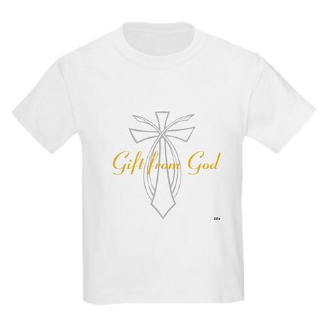 Gift from God Kids Light T-Shirt