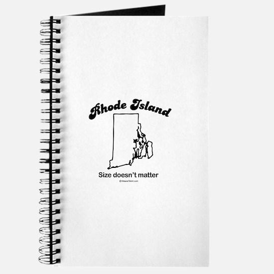 RHODE ISLAND: Size doesn't matter Journal