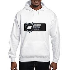 Chugach Arrowhead Badge Hoodie Sweatshirt