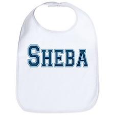 Sheba Bib