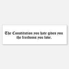 Constitution Haters