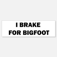 SASQ BLACK copy.png Bumper Bumper Sticker