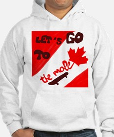 Let's go to the mall Hoodie