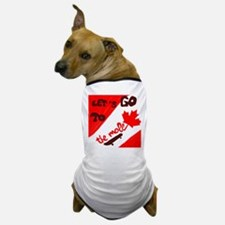 Let's go to the mall Dog T-Shirt