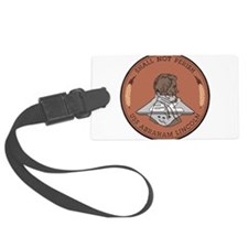 USS Abraham Lincoln Luggage Tag
