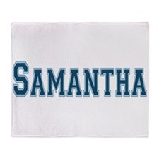 Samantha Throw Blanket