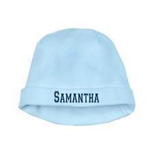 Samantha baby hat