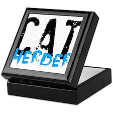 Cat Herder Keepsake Box