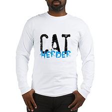 Cat Herder Long Sleeve T-Shirt