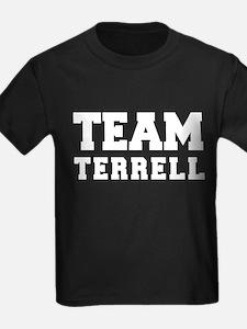 TEAM TERRELL T