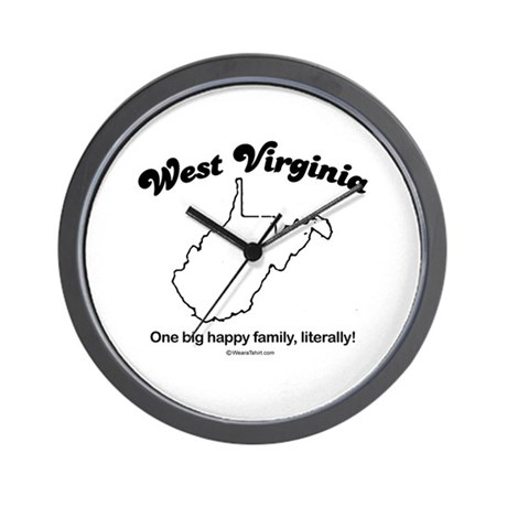 WEST VIRGINIA: One big happy family, literally Wal
