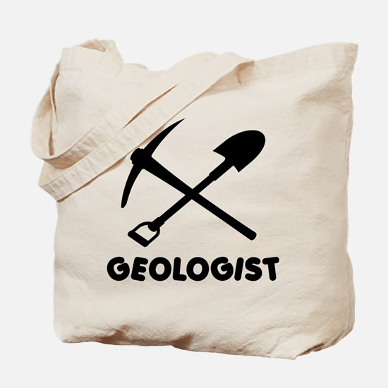 Geologist Tote Bag