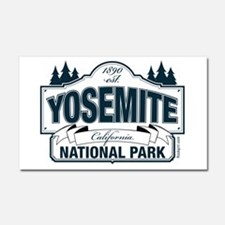 Yosemite Slate Blue Car Magnet 20 x 12