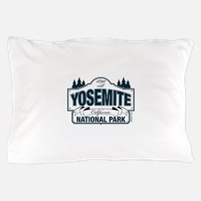 Yosemite Slate Blue Pillow Case