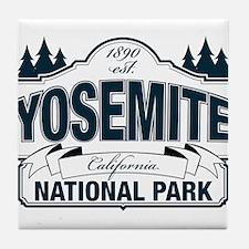 Yosemite Slate Blue Tile Coaster