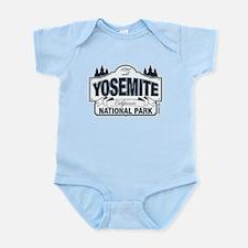 Yosemite Slate Blue Infant Bodysuit