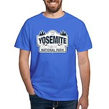 Yosemite Slate Blue T-Shirt