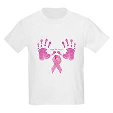 Breast Cancer Awareness Kids T-Shirt