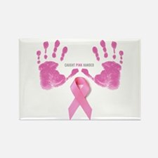 Breast Cancer Awareness Rectangle Magnet (10 pack)